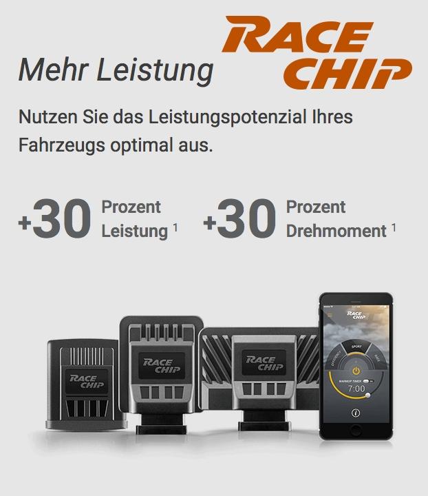 RaceChip.de Chiptuning Motor Tuning