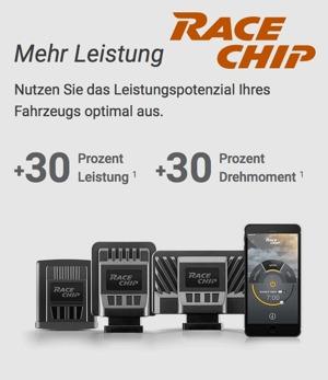 RaceChip.de Chiptuning Motor Tuning Gutschein Rabatt